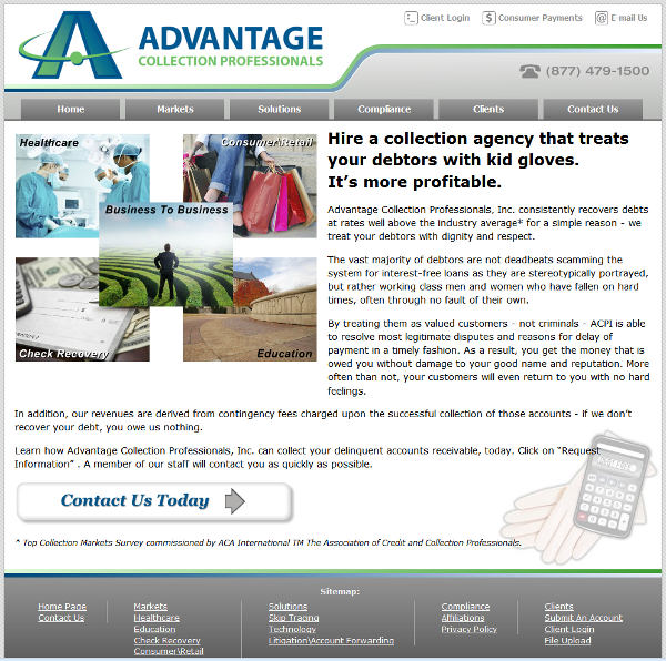 Advantage Collections